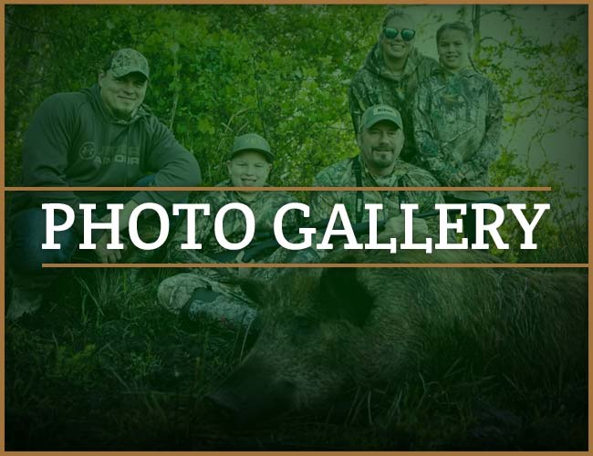 God's Country Outfitters Trophy Room
