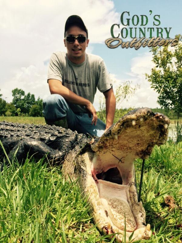 Another Trophy Gator