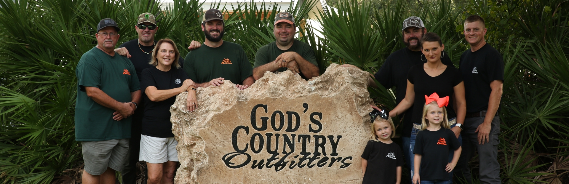About God's Country Outfitters