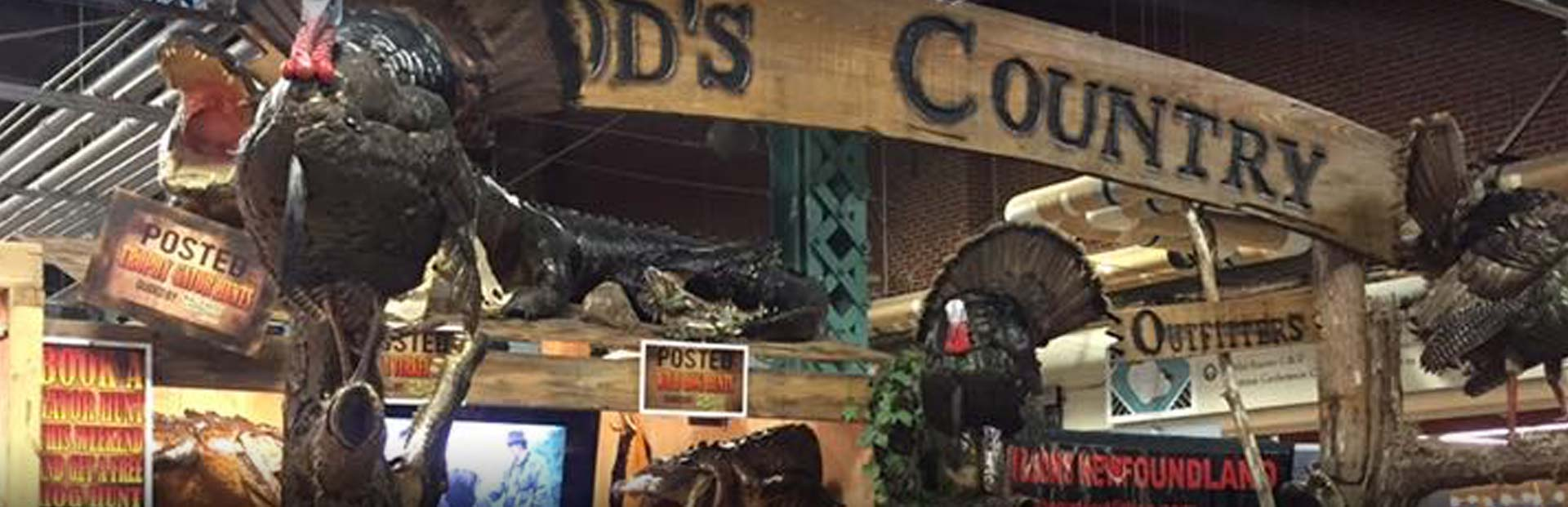 Contact God's Country Outfitters