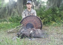 Osceola turkey hunting photo gallery from God's Country Outfitters. God's Country Outfitters (GCO) is owned and operated by good country people that love to hunt turkey's just as much as you do.