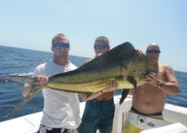 Charter fishing trophy gallery conch house st augustine for St augustine fishing charter